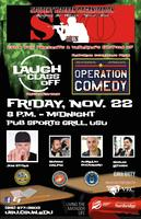 SVO Presents: Operation Comedy @ Cal State Northridge...