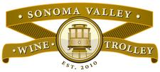 Sonoma Valley Wine Trolley logo