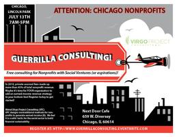 Guerrilla Consulting - Free Consulting for Nonprofits...