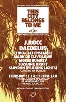 Red Bull Music Academy presents: This City Belongs to...