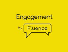 Engagement by Fluence logo