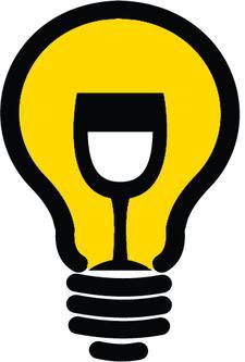 The Wine Bulb logo