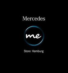 Mercedes me Store Hamburg logo