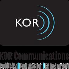 KOR Communications logo