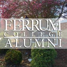 Ferrum College Alumni Office logo