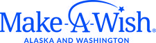 Make-A-Wish Alaska and Washington logo