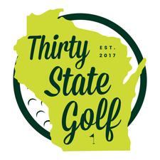 Thirty State Golf logo