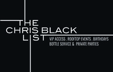 Chris black  logo