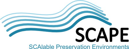 Scalable Preservation Environments for Identification...
