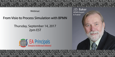 from visio to process simulation with bpmn tickets thu sep 14 2017 at 200 pm eventbrite - Bpmn Simulation