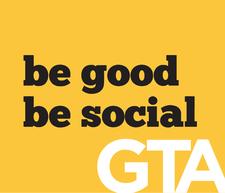 Be Good Be Social Greater Toronto Area logo