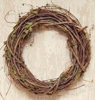 Wreath-making Workshop (Donation Requested- See Below)