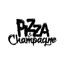 Pizza & Champagne logo