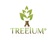 Treeium, Inc., logo