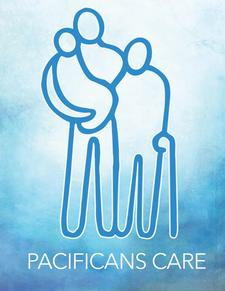 Pacificans Care logo