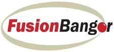 FUSION:Bangor logo