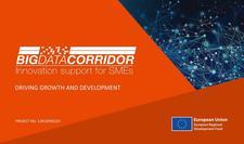 The Big Data Corridor Project Partners logo