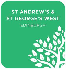 St Andrew's and St George's West  logo