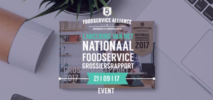 Voorstelling en presentatie Nationaal Foodservice...