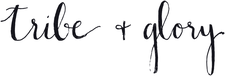Tribe + Glory logo