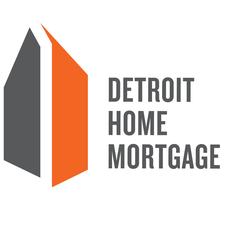 Detroit Home Mortgage logo