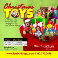 Christmas Toys Stage Play