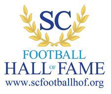 South Carolina Football Hall of Fame logo