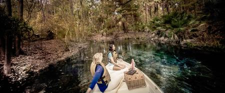 Guided Kayak or Boat Tour