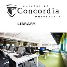 Concordia University Library logo