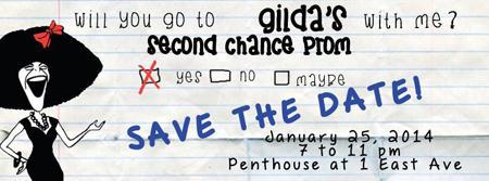 2nd Chance Prom Benefitting Gilda's Club Rochester