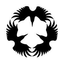 Three Ravens Gallery logo