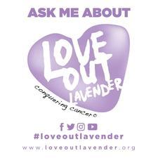 Love Out Lavender logo
