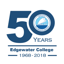 Edgewater College logo