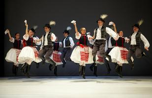 Hungarian Folklore show and Dinner & Cruise