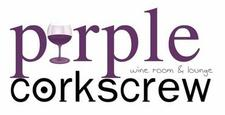 Purple Corkscrew Wine Shop & Tasting Room logo