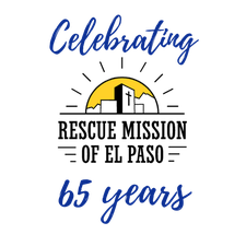 Rescue Mission of El Paso logo