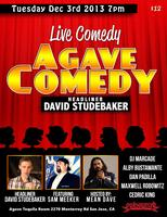 Agave Comedy Live Stand Up Comedy
