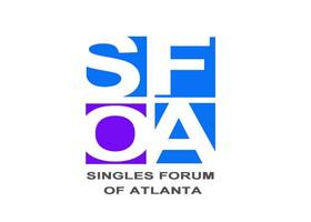 """Singles Forum of Atlanta"" Blue Carpet Television..."