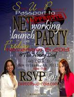 Single Urban Professionals Network Launch Party