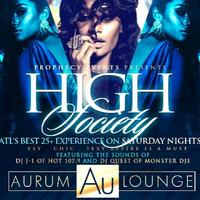 SATURDAY FREE ALL NIGHT at AURUM LOUNGE