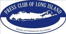 Press Club of Long Island logo