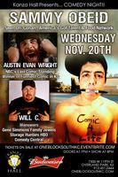 Sammy Obeid With Special Guests Austin Evan Wright and ...