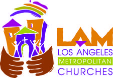 Los Angeles Metropolitan Churches logo