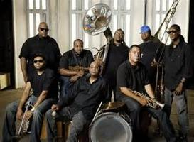 Soul Rebels Concert feat. Stanton Moore & Spirit of...