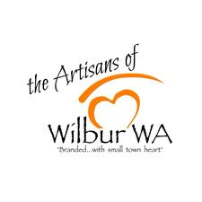 Shaded Heart Artisans of Wilbur, WA logo