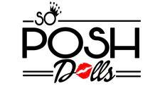 So Posh Dolls,LLC logo