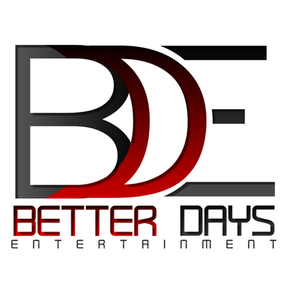BETTER DAYS ENTERTAINMENT logo