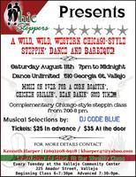 A Wild, Wild, WILD, Western Chicago-Style Steppin'...