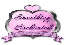 Tammy Lawley/Something Enchanted Princess Parties logo