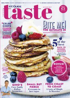 Taste Ireland Magazine logo